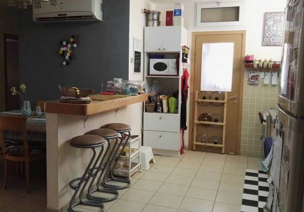 להשכרה דירת 5 חדרים באריאל