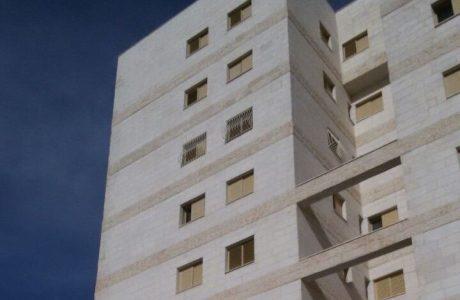 דירת ארבעה חדרים להשכרה באריאל